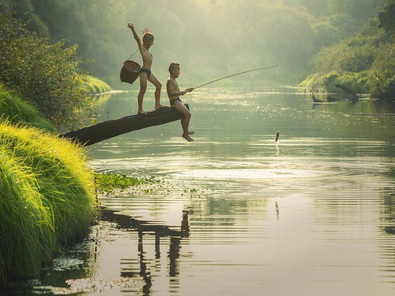 Kambodscha_Fluss