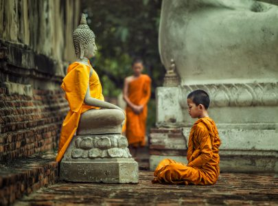Kambodscha_Mönche