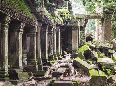 Kambodscha_Banteay Chhmar